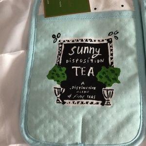 New Kate Spade Sunny Disposition Tea Oven Mitt
